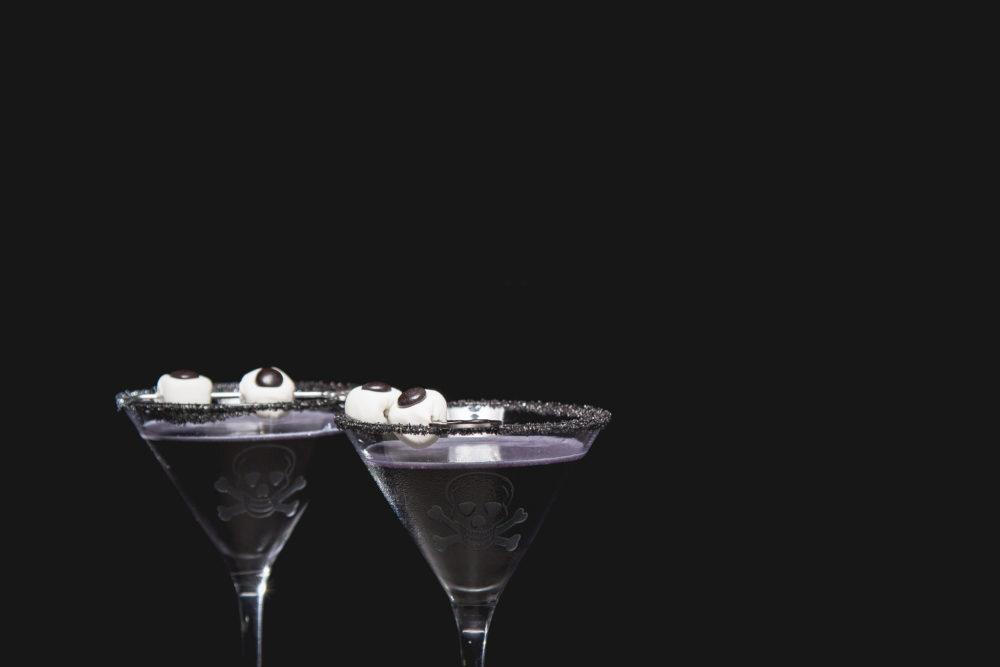 Cookies 'N' Scream Chocolate Martini Recipe