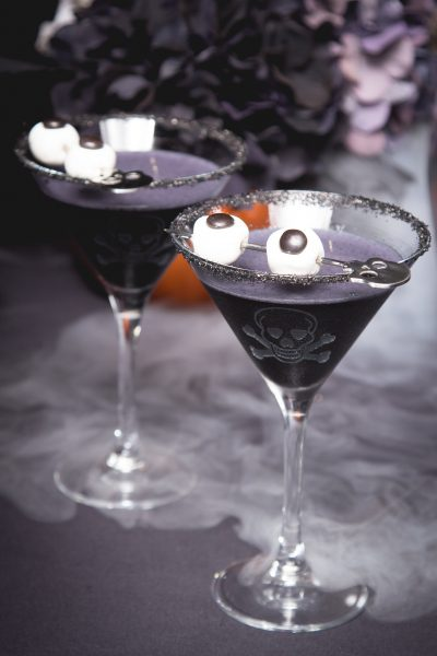Chocolate Halloween Martini