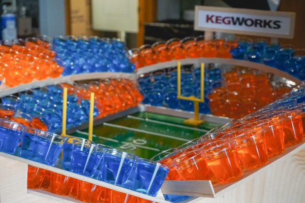 football snack stadium
