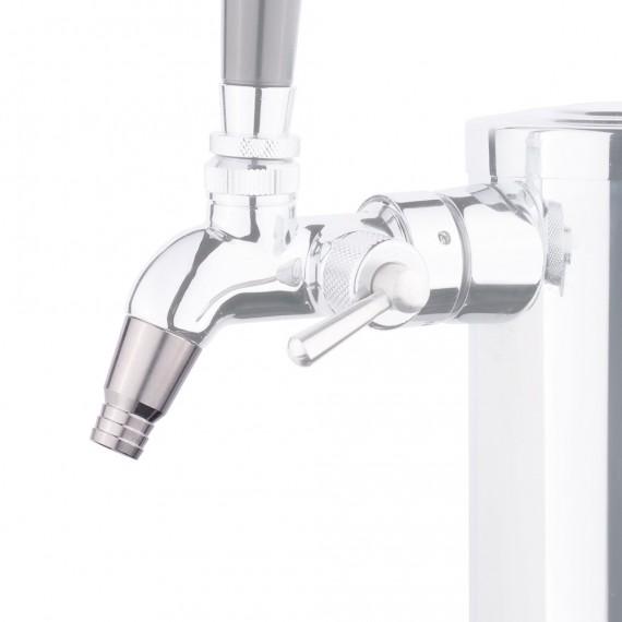 growler spout faucet