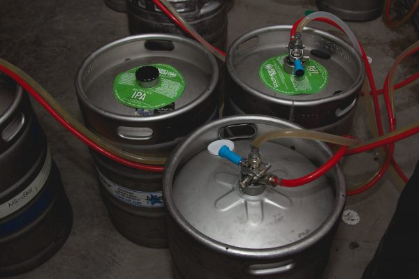 how long does a keg stay fresh
