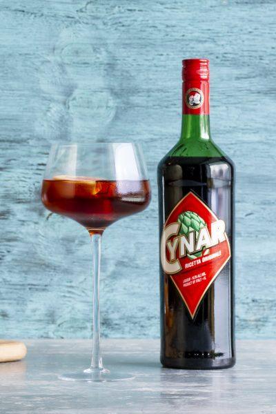 Cynar Spritz Recipe