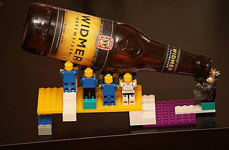 Lego and Beer Creation