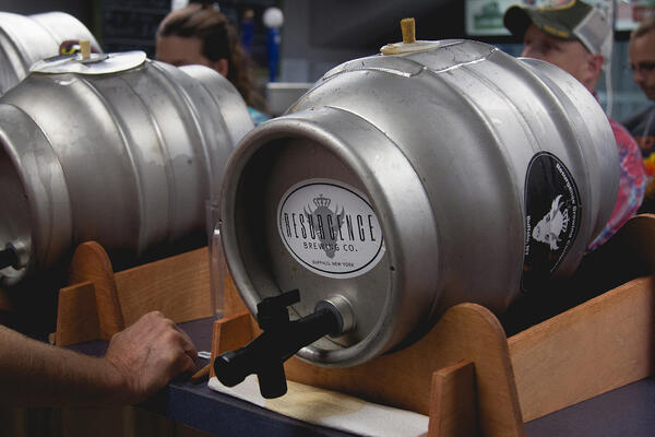 cask ale brewing