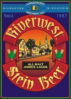 Riverwest Stein Beer