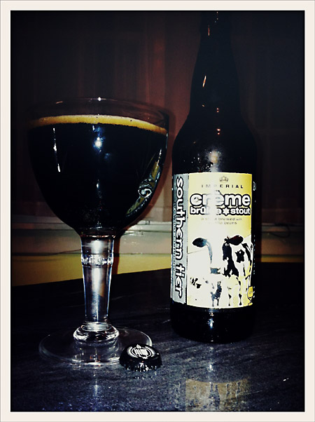 Southern Tier Imperial Creme Brulee Stout
