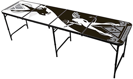 Beer Pong Vixens Table