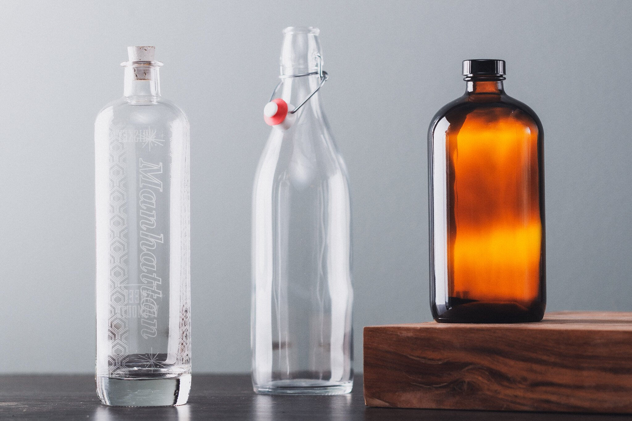 batch cocktail containers