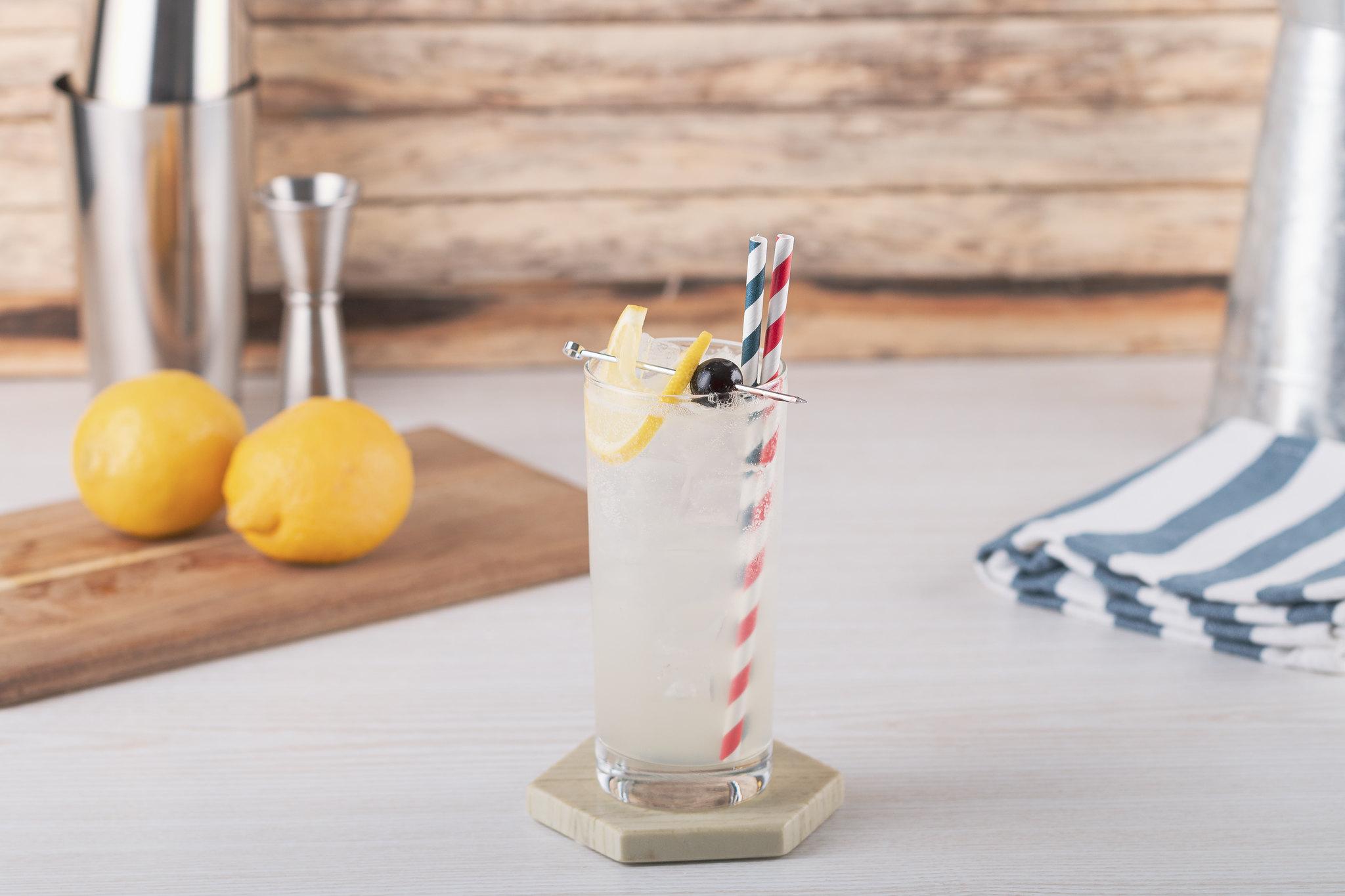 tom collins cocktail tecipe