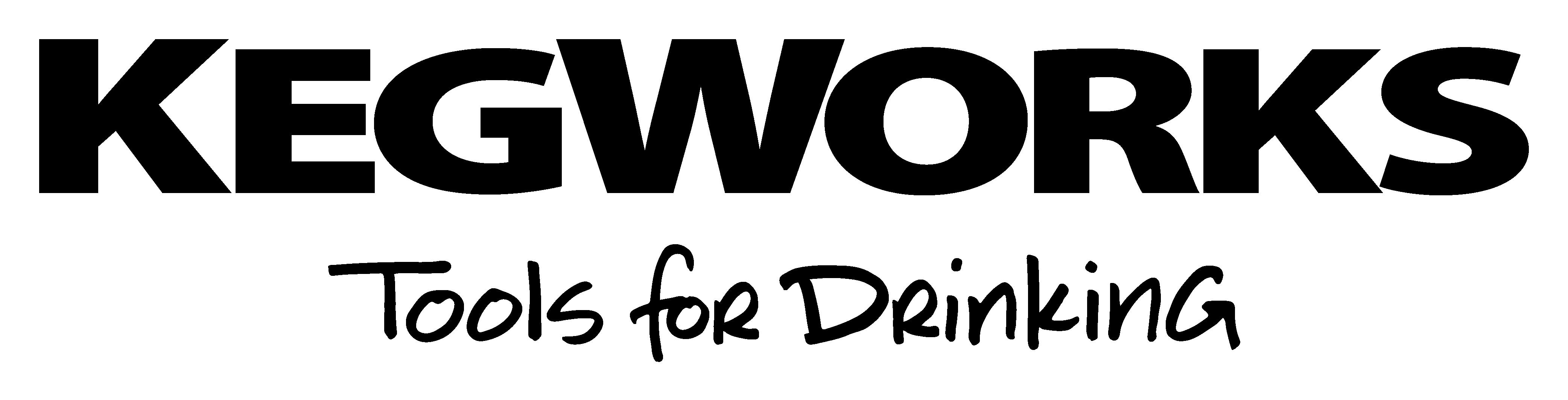 KegWorks Logo Black