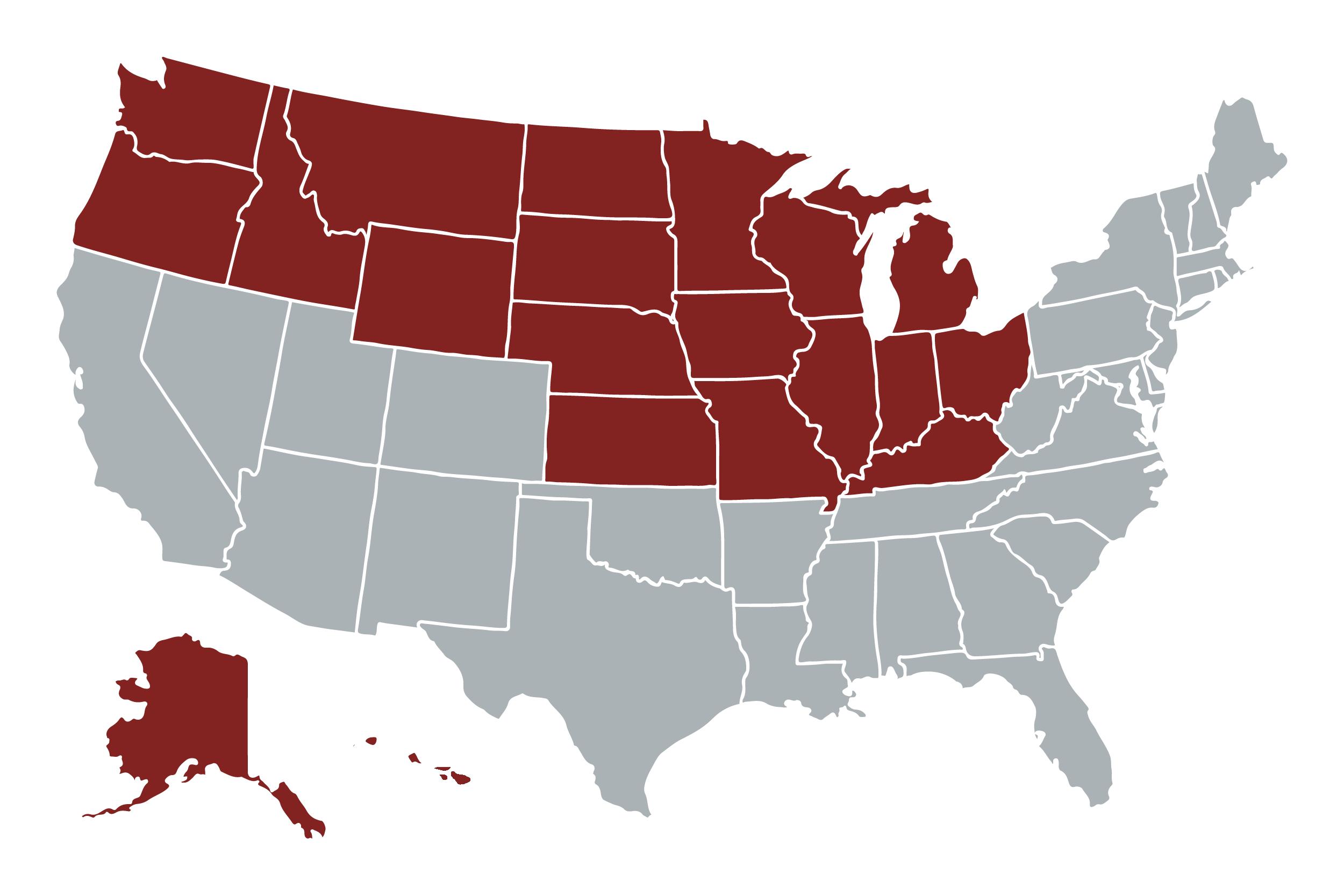 Tom Giordano Map