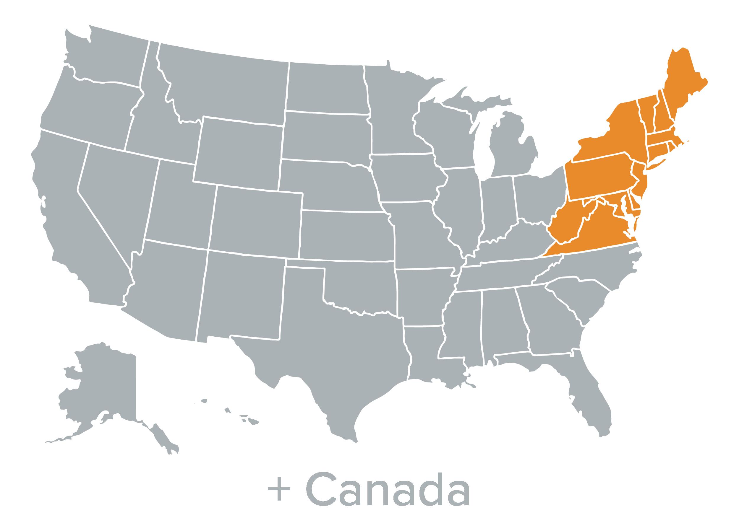 John Varecka Map