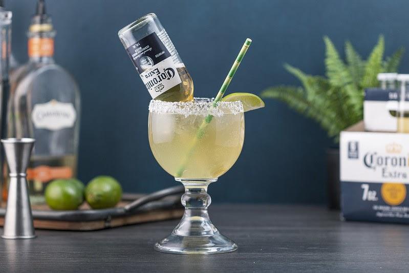Coronarita Beer Cocktail Recipe-1