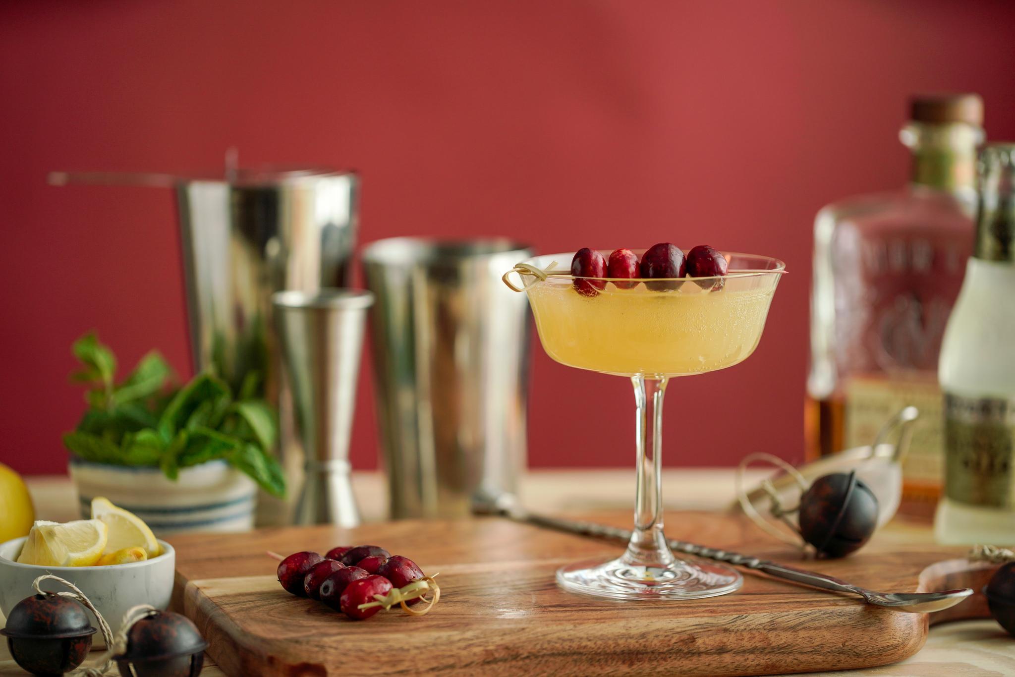 Ginger Bell Cocktail