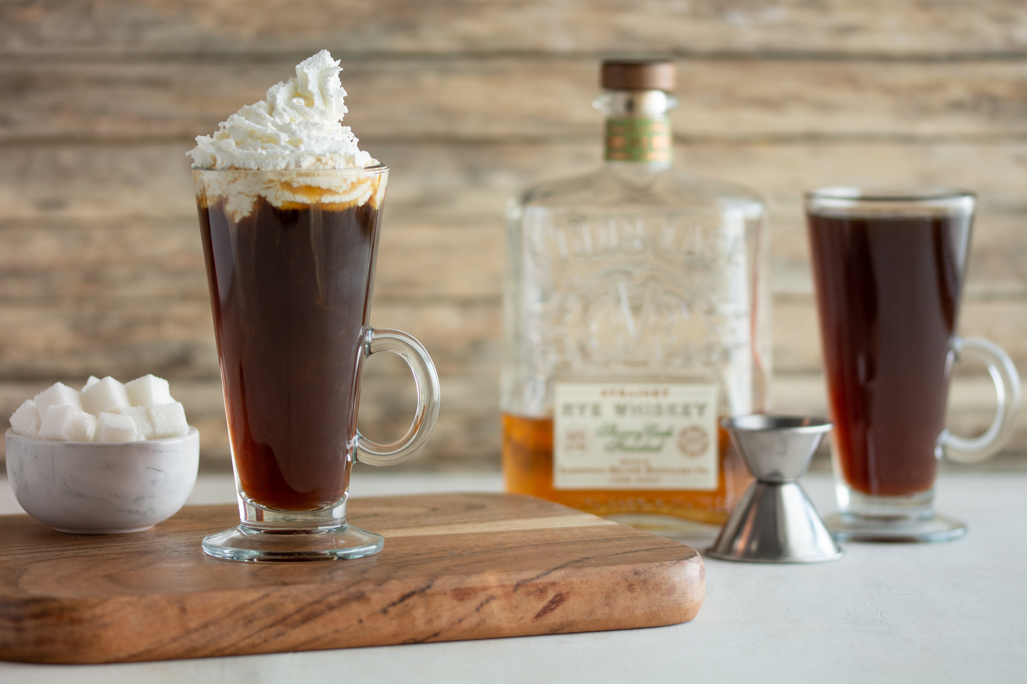 Traditional Irish Coffee Recipe