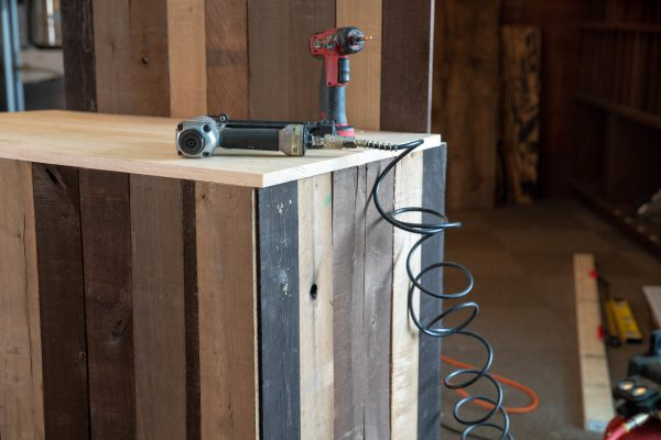Tools To Build A DIY Wedding Bar