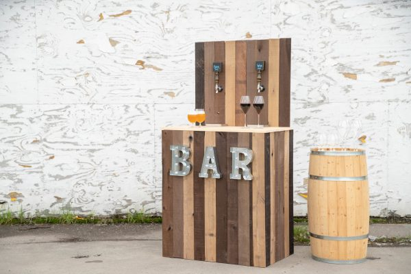 Unique Wedding Bar Ideas