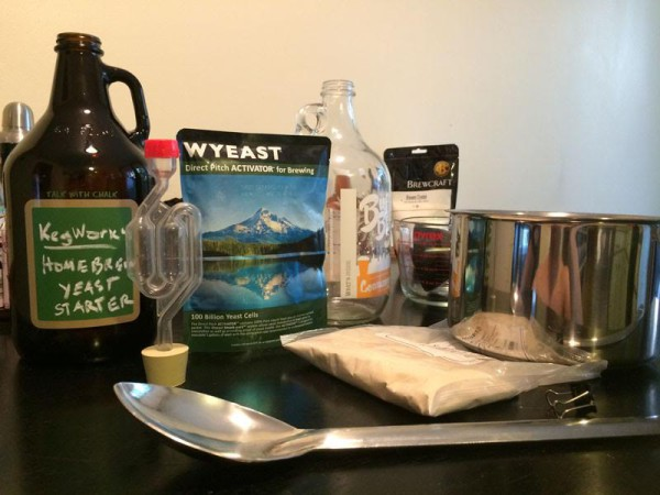 Yeast Starter Equipment