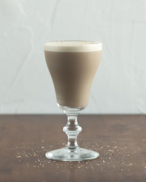 Guinness irish coffee