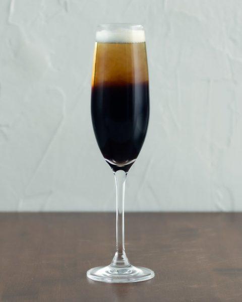 guinness black velvet