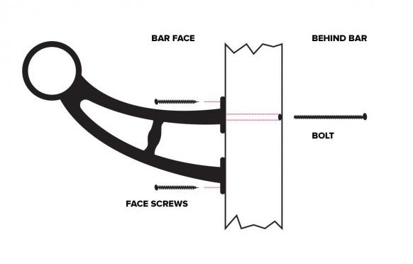 bar mount